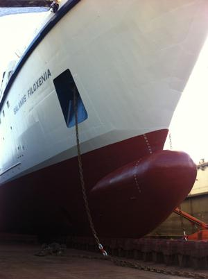 Ship Management Services - Salamis Lines Ltd